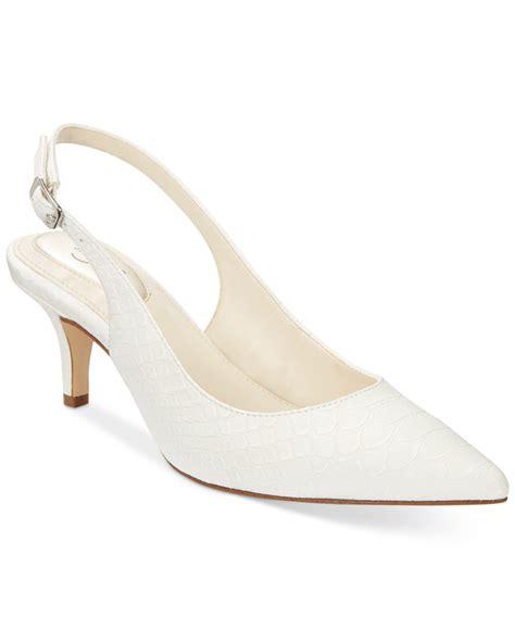 alfani shoes womens alfani s babbsy pointed toe slingback pumps only at