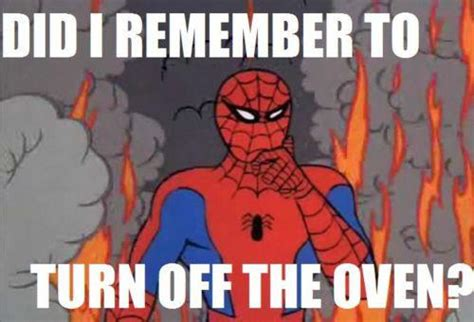 Spiderman Cartoon Meme - best of the 60s spider man meme smosh