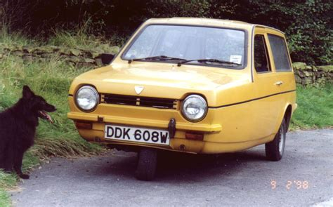 reliant robin reliant robin overview cargurus