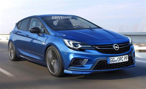 opel opc 2017 all new 2017 opel astra opc will most likely look like this