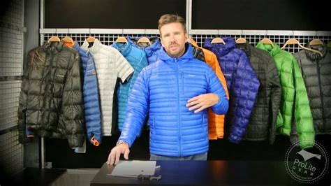 best ultralight down jacket patagonia ultralight down hoody review youtube
