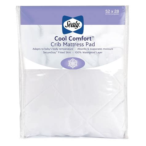 Crib Mattress Cushion Waterproof Pad For Bed Compare Prices At Nextag
