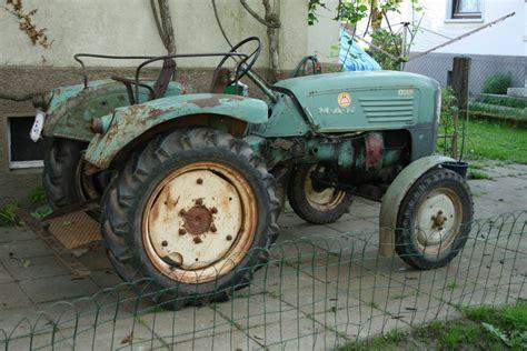Traktor Richtig Lackieren by Man