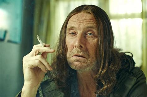 frank gallagher noah david threlfall shameless frank gallagher to in new bible epic production