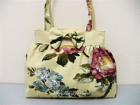 Handmade Totes And Purses - handmade fabric handbags and totes tapestry shoulder bag