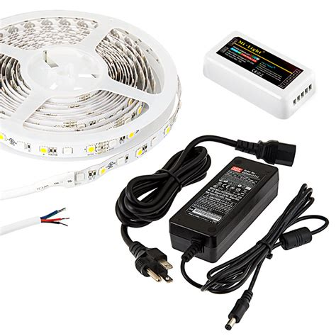 rgbw led light kit milight wifi rgbw smart led light kit 12v led