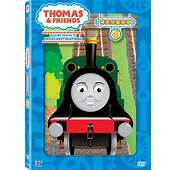 Thomas And Friends Volume 4 Taiwanese DVD  The