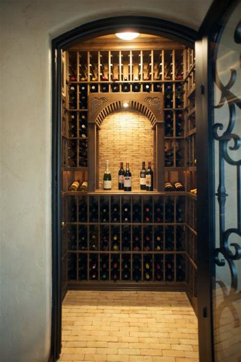 traditional wine cellar ideas designs pictures