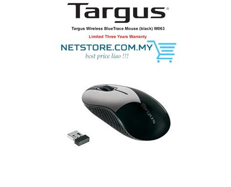Mouse Targus W063 targus wireless bluetrace mouse bla end 2 16 2017 4 15 pm