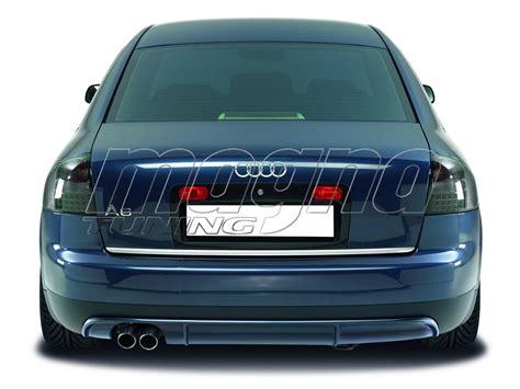 Audi A6 Bumper by Audi A6 4b Newline Rear Bumper Extension