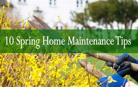 spring home tips my window washing blog window washing gutter cleaning