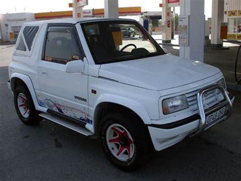 Second Suzuki Vitara Suzuki Vitara Used Car Costa Blanca Spain Second