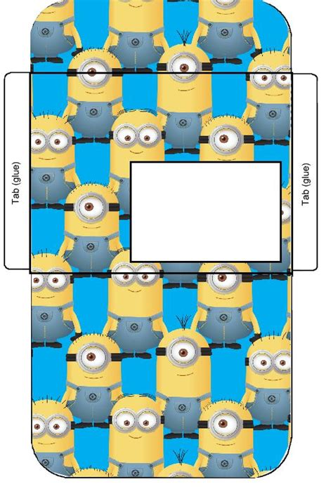 printable minion envelope 748 best images about despicable me minions party on pinterest