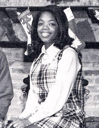oprah winfrey young pictures oprah winfrey during her school days j when they were