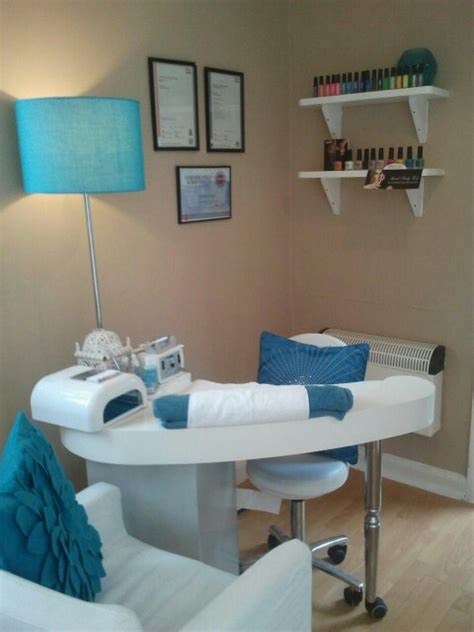 How To Do Interior Designing At Home Nail Room Ideas Nail Salon Ideas Nail Room