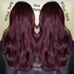what color was melinda hair color in the ghost whisperer gorgeous and vibrant red color melt color created using