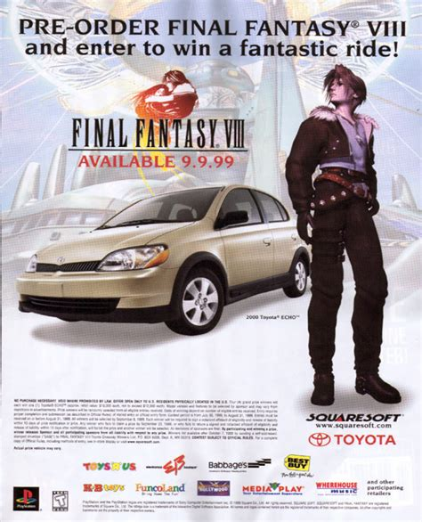 membuat poster ff fancy final fantasy viii propaganda