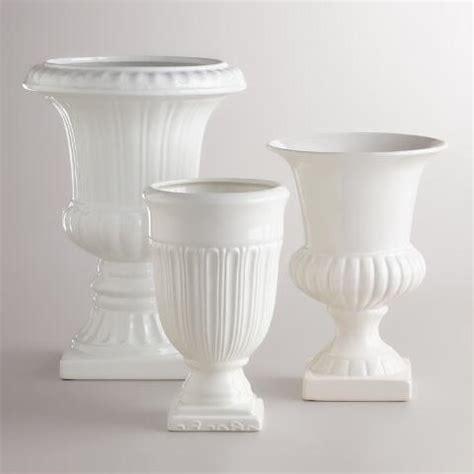 large white urn vase world market