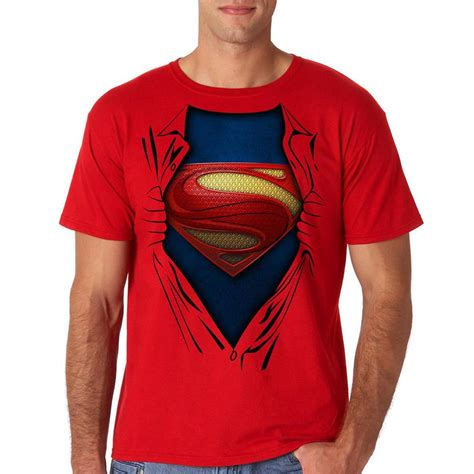 Sweater Anak Superman 2 ripped superman of steel kaos t shirt tshirt t
