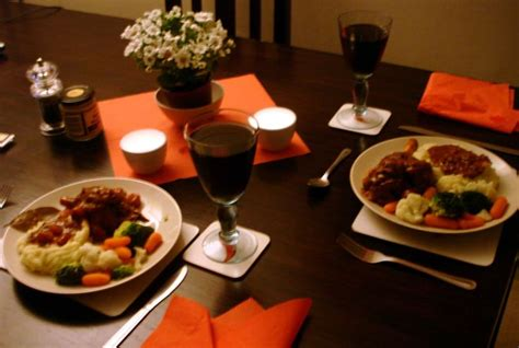 romantic dinners for two romantic dinner for two at home world the colors are