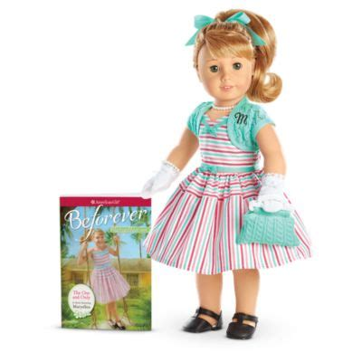Girlset Doll maryellen doll book accessories beforever american