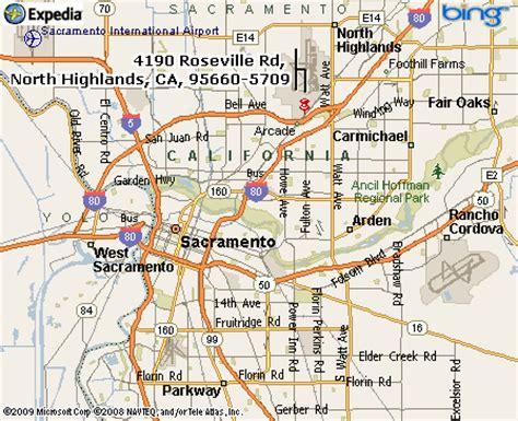 printable sacramento area map sacramento ca city map pictures to pin on pinterest
