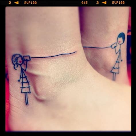 tattoo ideas for best friends 40 creative best friend tattoos hative