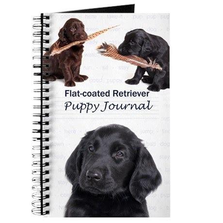 libro flat coated retrievers today book flat coated retriever puppy journal by blazingstar