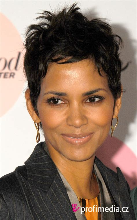 Halle Berry Hairstyles by Halle Berry Hairstyle Easyhairstyler