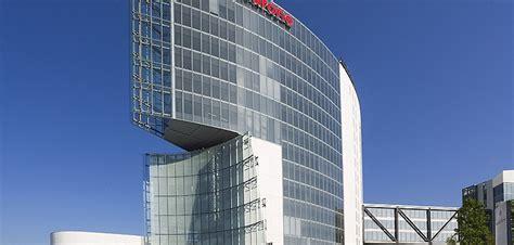 vodafone sede le tecnologie smart building di honeywell utilizzate nella