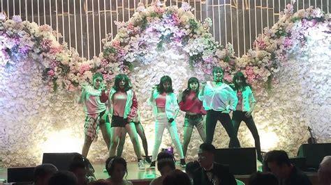 kpop cover dance pink lady miso  wassabi dancers