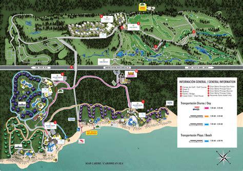 akumal resort hotel map best rooms bahia principe akumal akumal forum