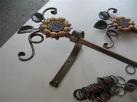 bastoni ferro battuto per tende bastoni per tende in ferro battuto mazze per tende