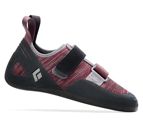 black climbing shoes black womens momentum climbing shoes merlot