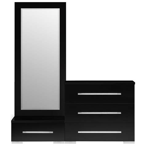 city furniture dimora black wardrobe