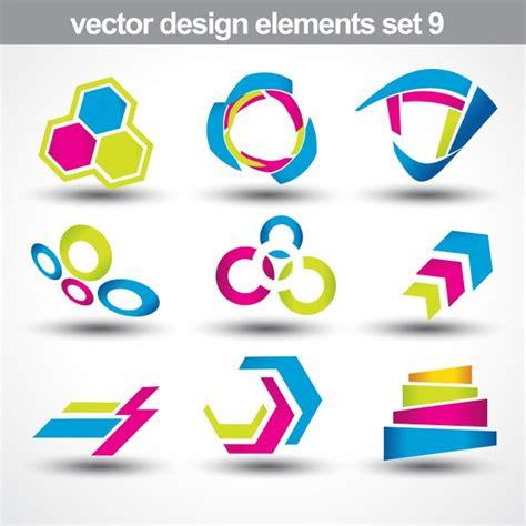 free vector logo design elements design elements set 9 vector free download