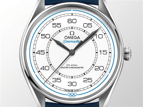 Terra Plana Winter 06 Collection by Omega Unveils Seamaster Olympic Watches Atimelyperspective