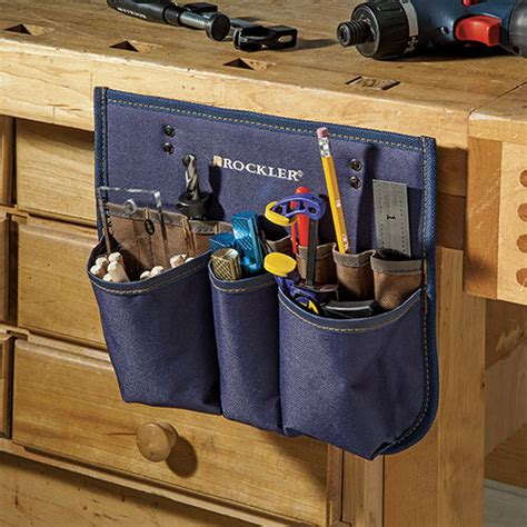 portable storage system rockler belt pouches