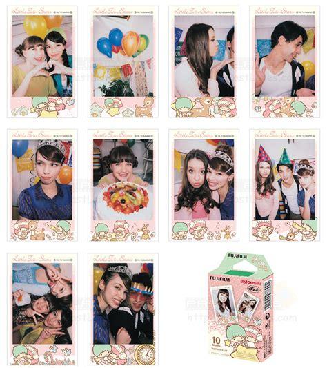 Terlaris Fujifilm Instax Mini Photo Paper Macaron Terlaris fujifilm instax mini