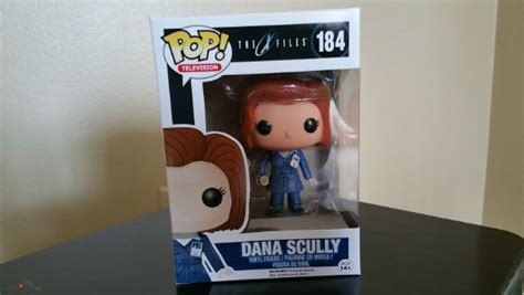 Funko Pop Scully The X Files pop goes the x files funko pop meets mulder scully