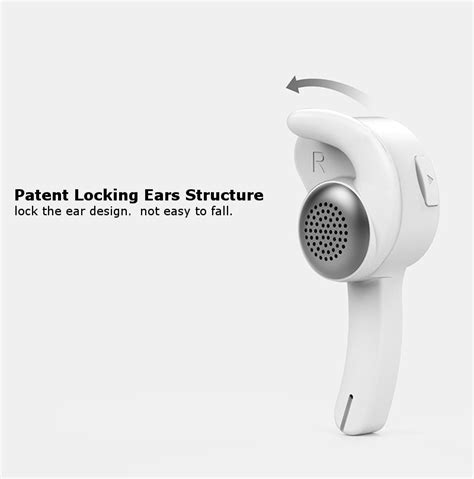 Remax Rb T10 Smart Bluetooth Earphone remax rb t10 smart bluetooth ear lock structure hd earphone headset 11street malaysia