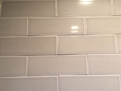 bad tile job?