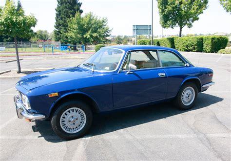 blue plate 1974 alfa romeo gtv for sale on bat auctions