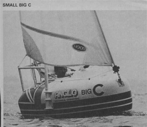 mini boat design mini ocean racing scow boat design net