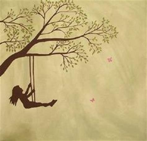 tattoo girl on swing girl silhouette swing sets and silhouette tattoos on