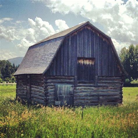 Barn In The Usa Montana Barn Usa Barns