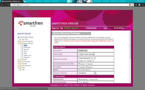 Wifi Router Smartfren by Smartfren Hr950b Review