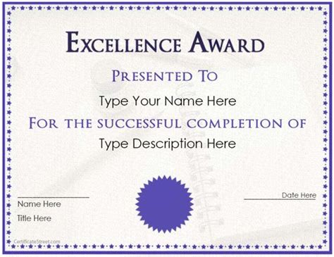 business award certificate templates 40 best business certificates templates awards images