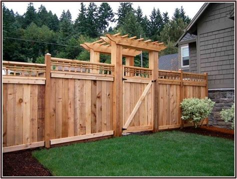 cost to fence backyard portentous how much does it cost to install a privacy fence fence idea s and garden gates