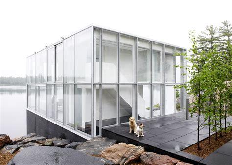 pavillon glas glass pavilion blue ant studio
